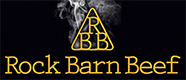 Rock Barn Beef Logo